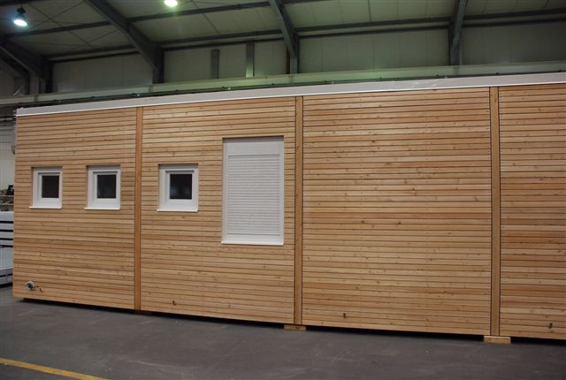 B rocontainer for Mobiler wohncontainer holz